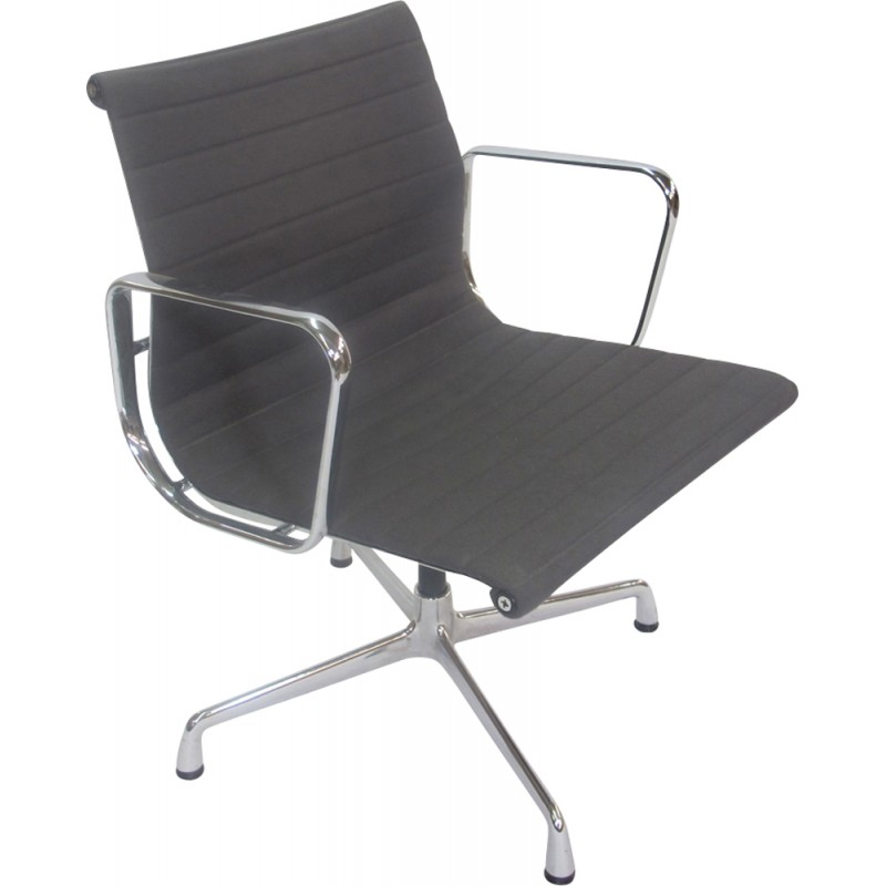 Vintage EA 108 Aluminum Chair by Charles & Ray Eames for Vitra - 1980s