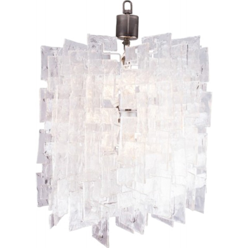 Large Model Chandelier by Carlo Nason for Mazzega - 1960s
