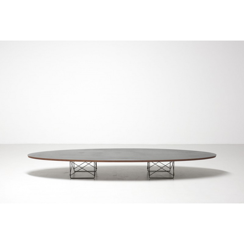 Eames Surfboard Coffee Table.Vintage Surfboard Coffee Table By Charles Eames 1960s
