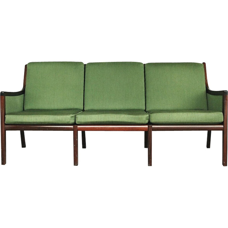 Danish Sofa by Ole Wanscher for Poul Jeppesen Møbelfabrik - 1950s