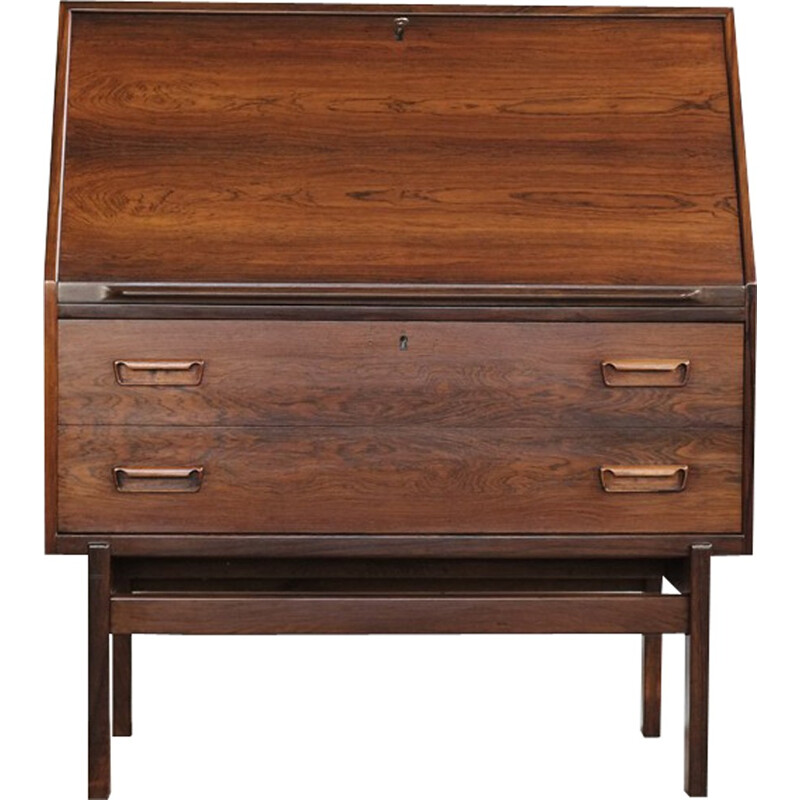 Secretary in rosewood by Arne Wahl Iversen for Vinde Møbelfabrik - 1960s