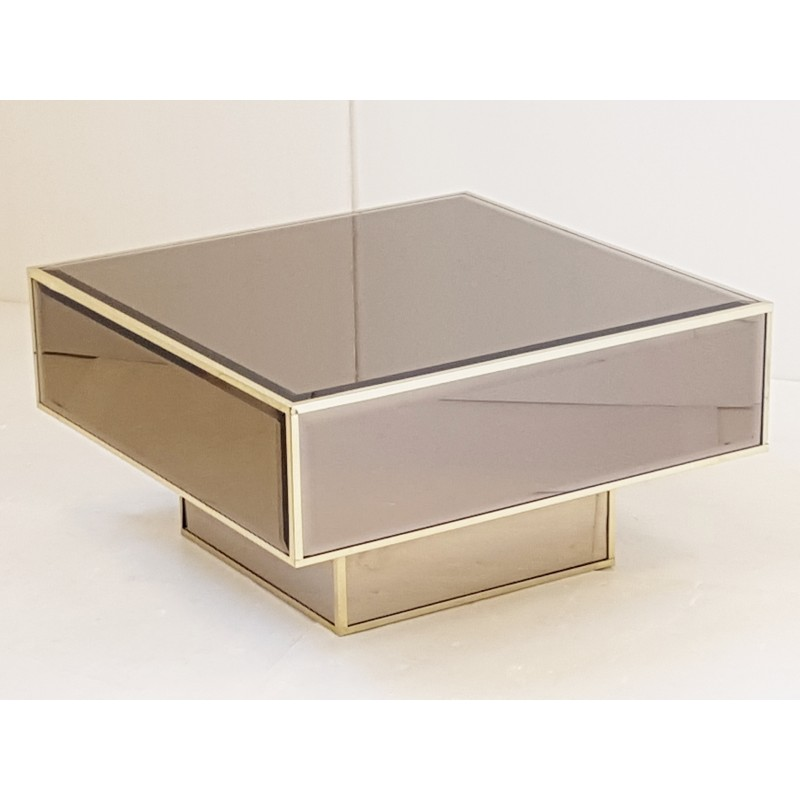 Vintage Coffee Table For Roche Bobois 1970s Design Market
