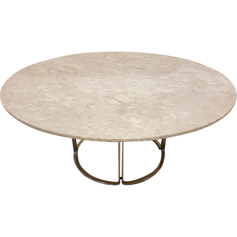 Vintage table by Horst Brüning for Kill International - 1970s