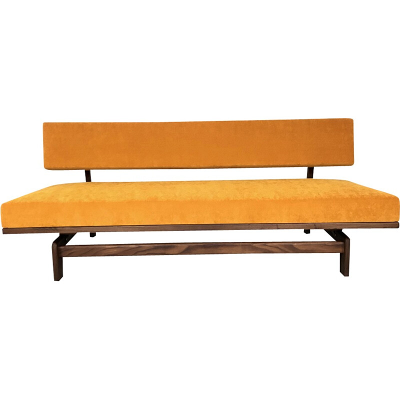 Vintage daybed Sofa by Hans Bellman for Wilkhahn - 1961