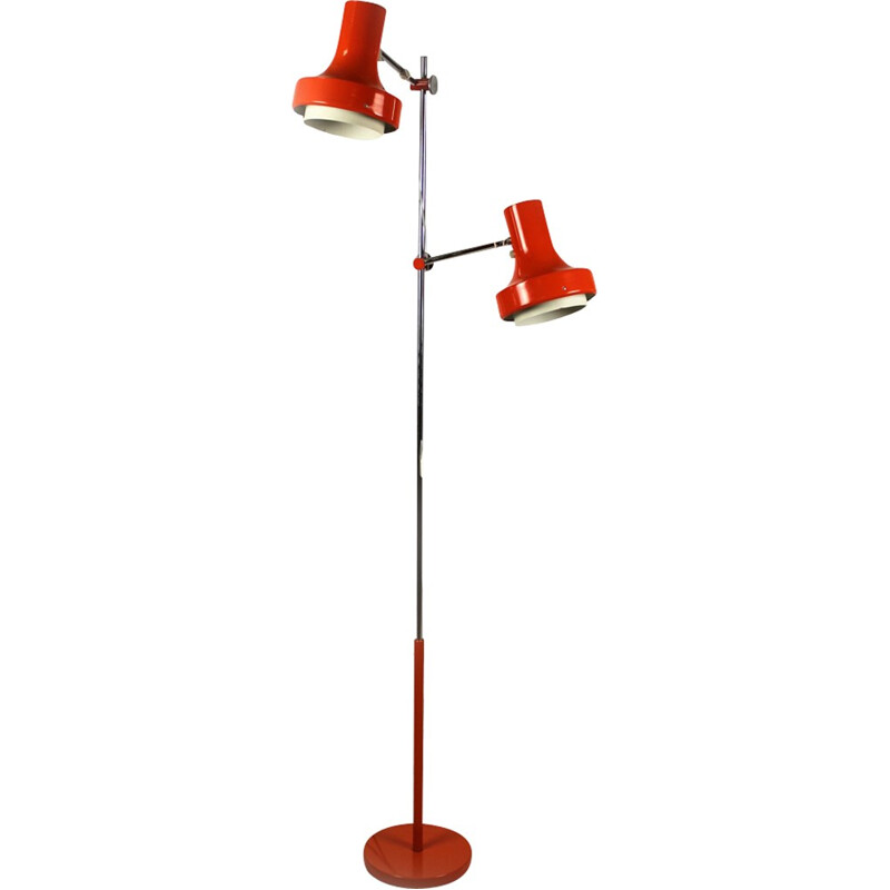 Vintage Czech Floor Lamp from Napako - 1970s