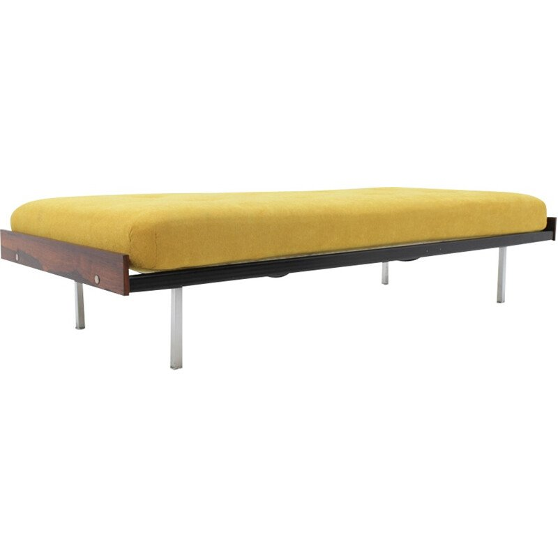 Vintage Danish rosewood daybed - 1960s