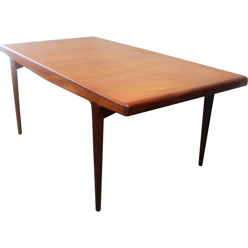 Vintage Danish dining table - 1970s