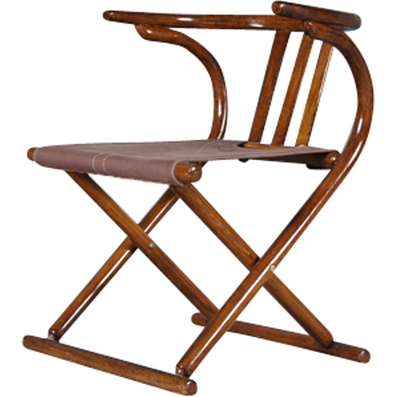 Vintage Thonet Bentwood Folding Chair - 1960s