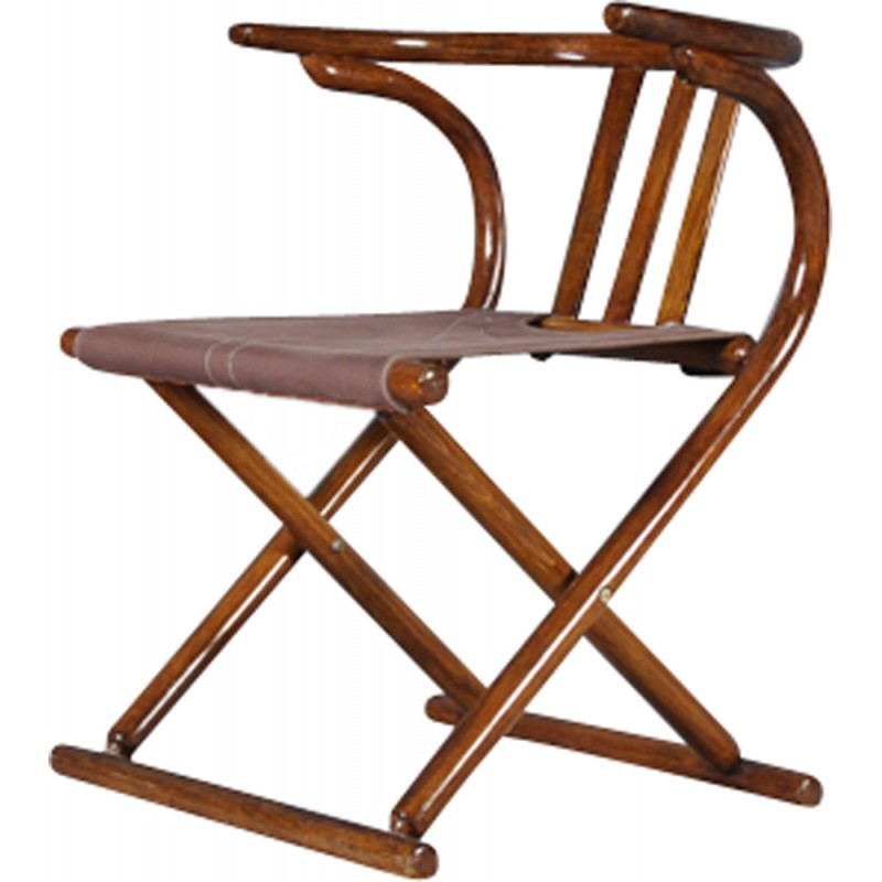 Vintage Thonet Bentwood Folding Chair   1960s