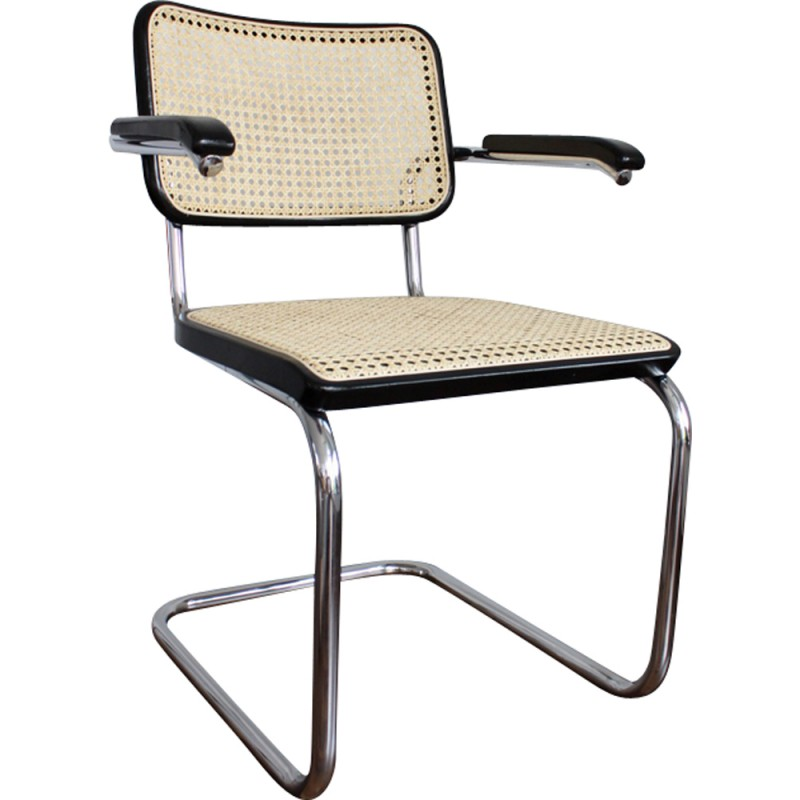 Vintage Thonet S64 cantilever chair by Marcel Breuer - 1930s  sc 1 st  Design Market & Vintage Thonet S64 cantilever chair by Marcel Breuer - 1930s ...