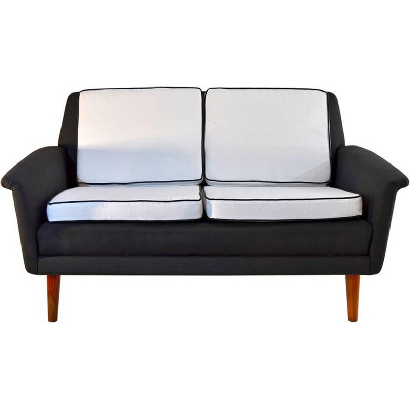Two-Seat DUX Sofa by Folke Ohlsson - 1960s
