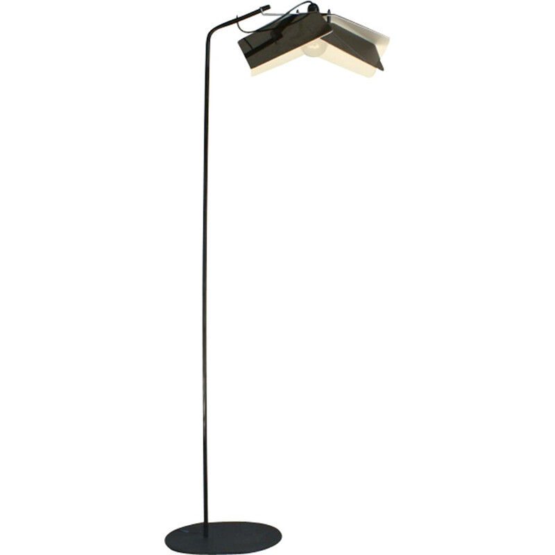 Vintage Italian floor lamp from Lamperti - 1970s