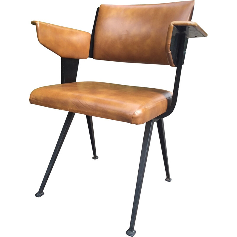 "Vintage ""Resort"" armchair by Friso Kramer for Ahrend Cirkel - 1960s"