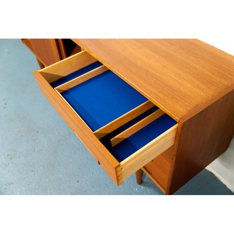 Vintage sideboard by Nils Jonsson for Troeds - 1960s