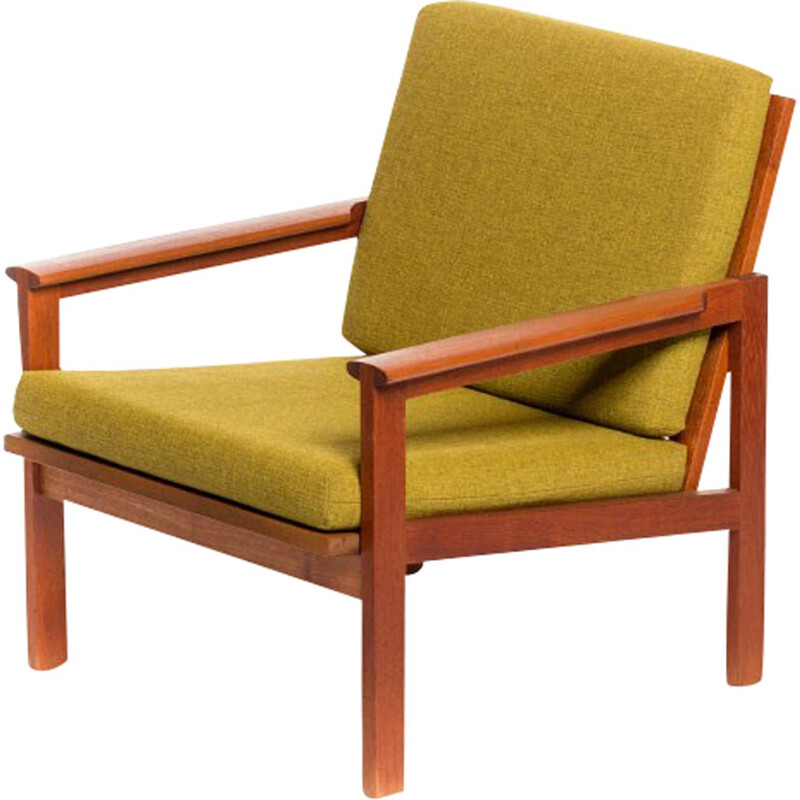 Vintage Capella chair by Illum Wikkelso for N. Eilsersen - 1950s