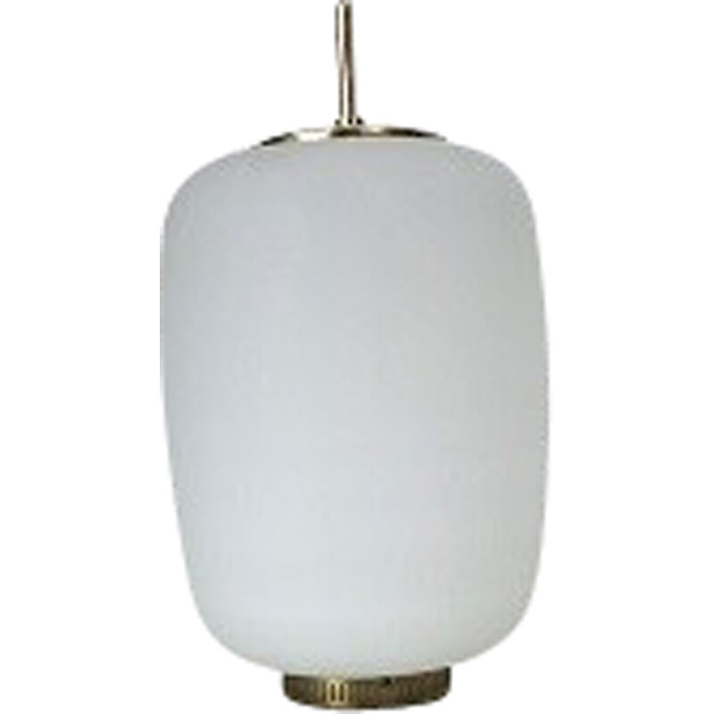 Hanging lamp by Bent Karlby - 1950s