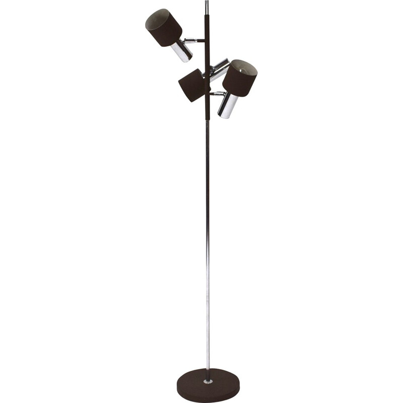 Vintage floor lamp by Jo Hammerborg for Fog & Morup - 1960s