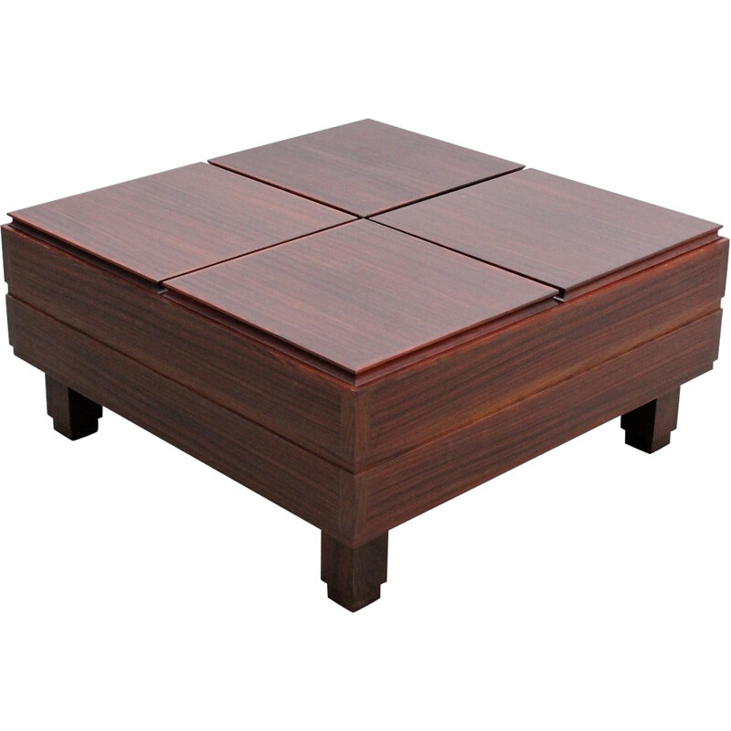 Vintage coffee table by Claudio Salocchi for Sormani - 1960s