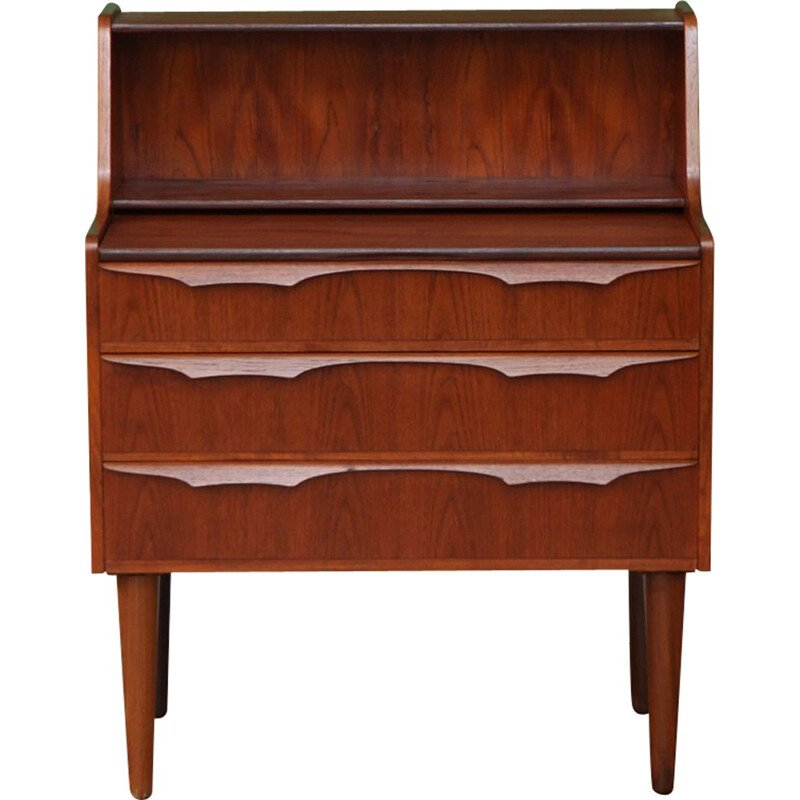 Vintage Danish Secretary-Dressing Table Teak - 1960s