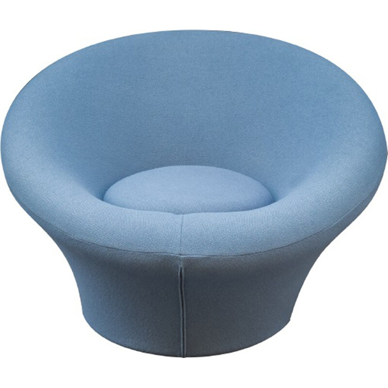 """Mushroom"" Armchair by Pierre Paulin for Artifort - 1970s"