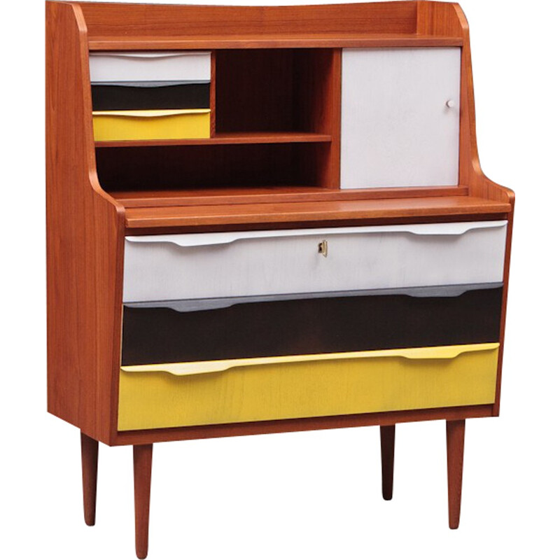 Vintage Scandinavian secretary for Dansk Møbelproducent - 1950s