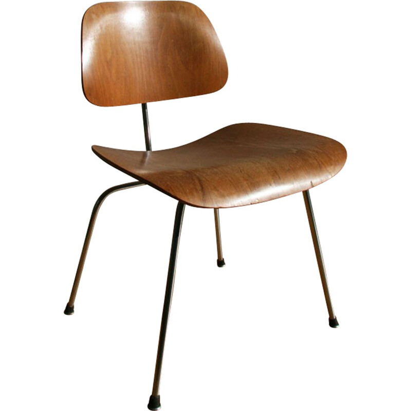 DCM chair by Charles and Ray Eames for Herman Miller - 1950s