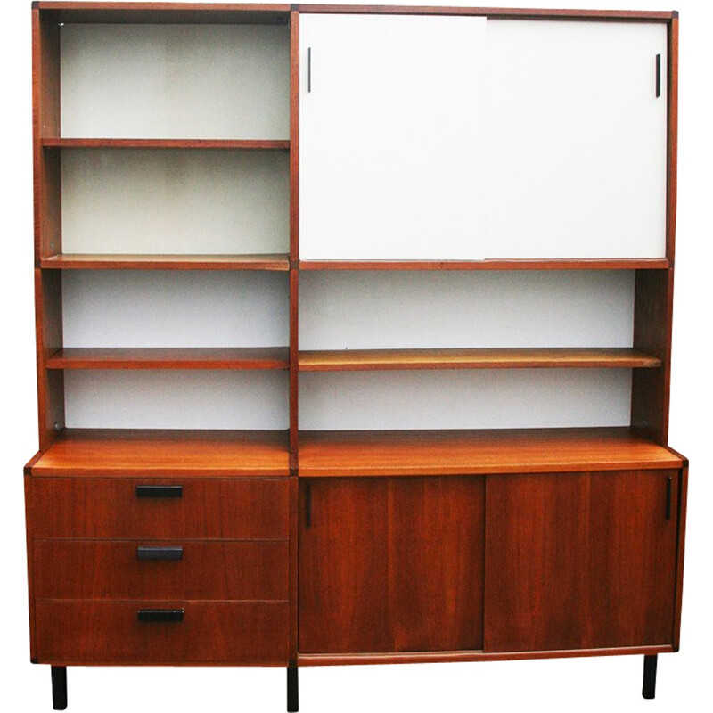 Vintage Library Sideboard by Cees Braakman for Pastoe - 1960s