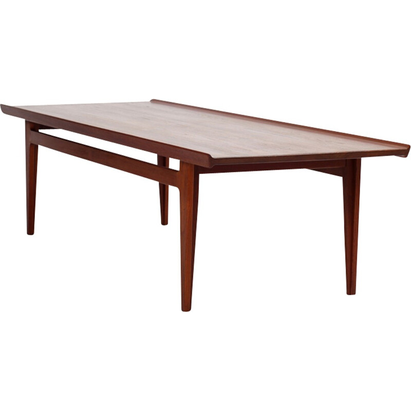 Teak coffee table by Finn Juhl for France and Son - 1950s