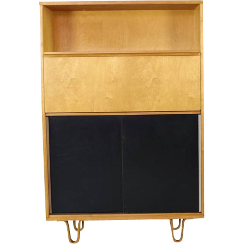Vintage wall cabinet by Cees Braakman - 1950s