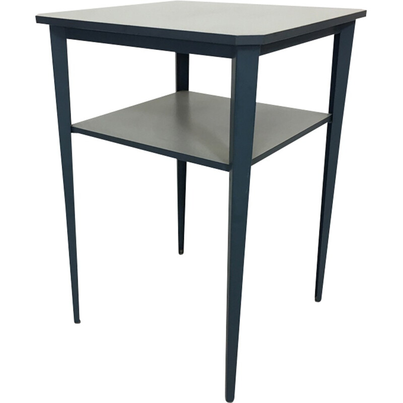 Vintage Side Table by Wim Rietveld for Ahrend De Cirkel - 1950s