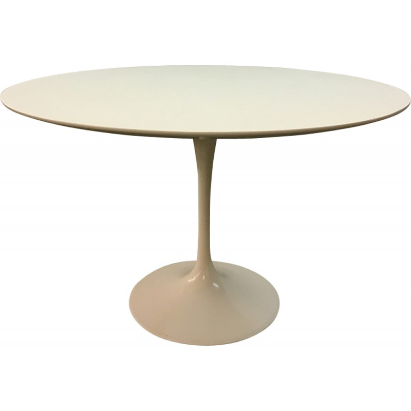 Vintage Tulip Dining Table By Eero Saarinen For Knoll 1950s