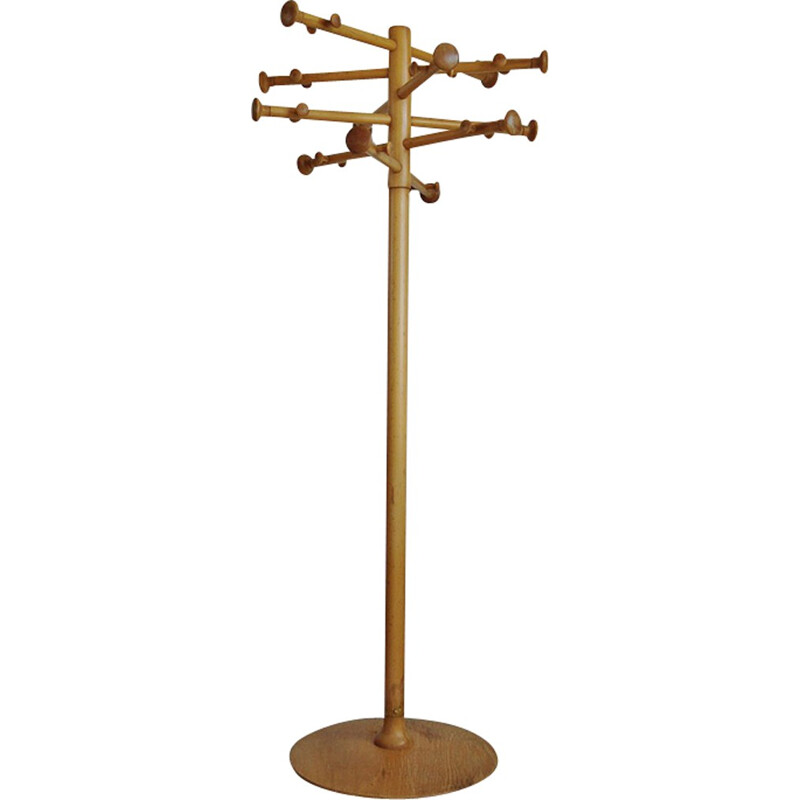 Vintage Coat & Hat Stand by Nanna Ditzel - 1960s