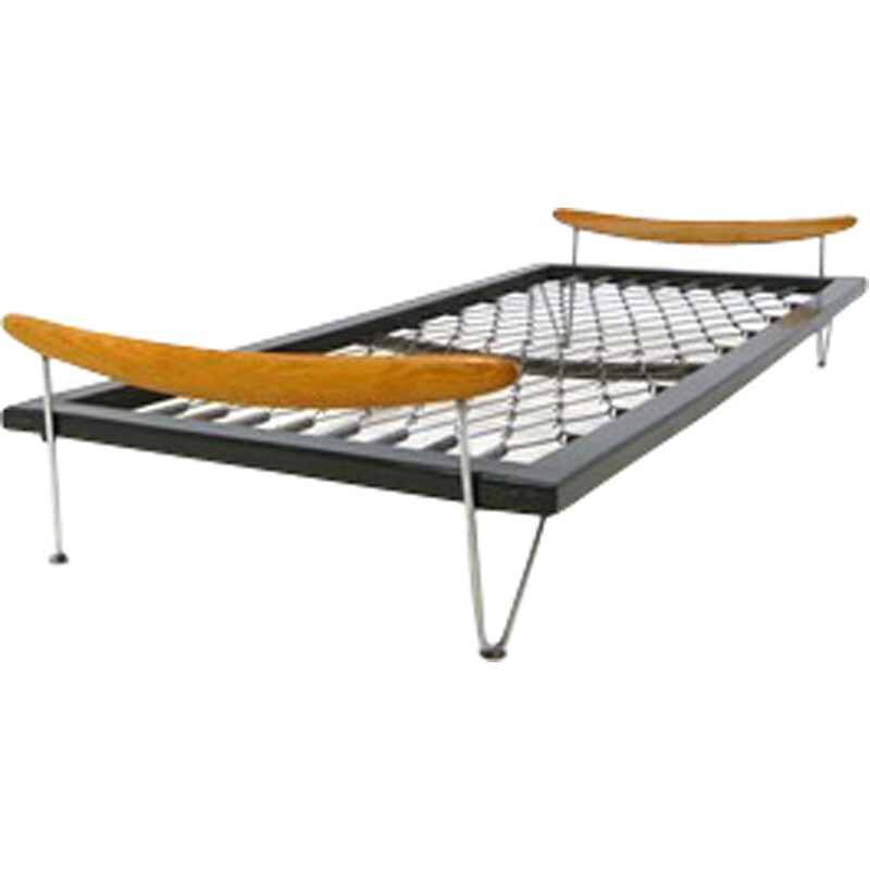 Vintage Daybed by Fred Ruf for Wohnbedarf - 1950s