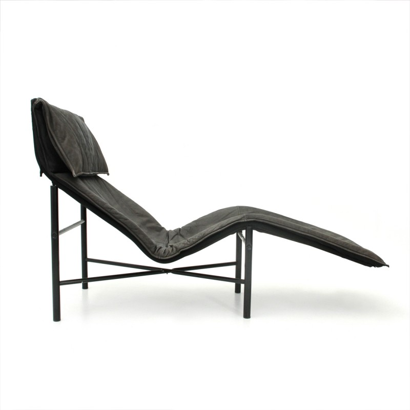 vintage chaise longue by tord bjrklund for ikea 1970s design market - Chaise Design Ikea