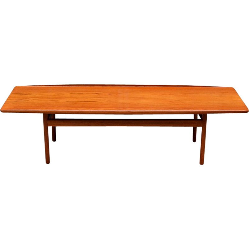 Vintage Coffee Table by Grete Jalk for Poul Jeppesen - 1960s