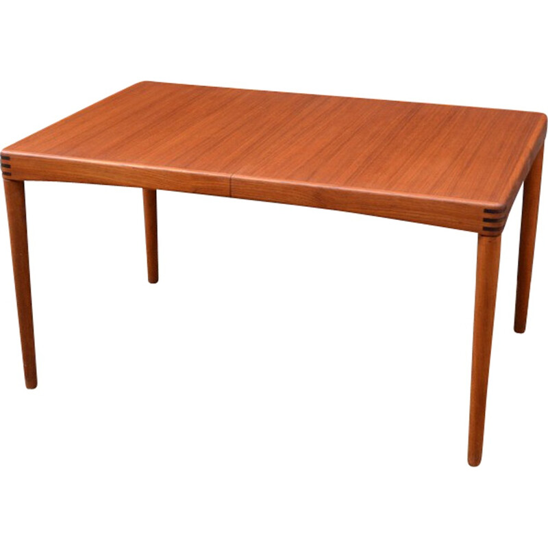Dining Table by Henry Walter Klein for Bramin møbelfabrik - 1960s