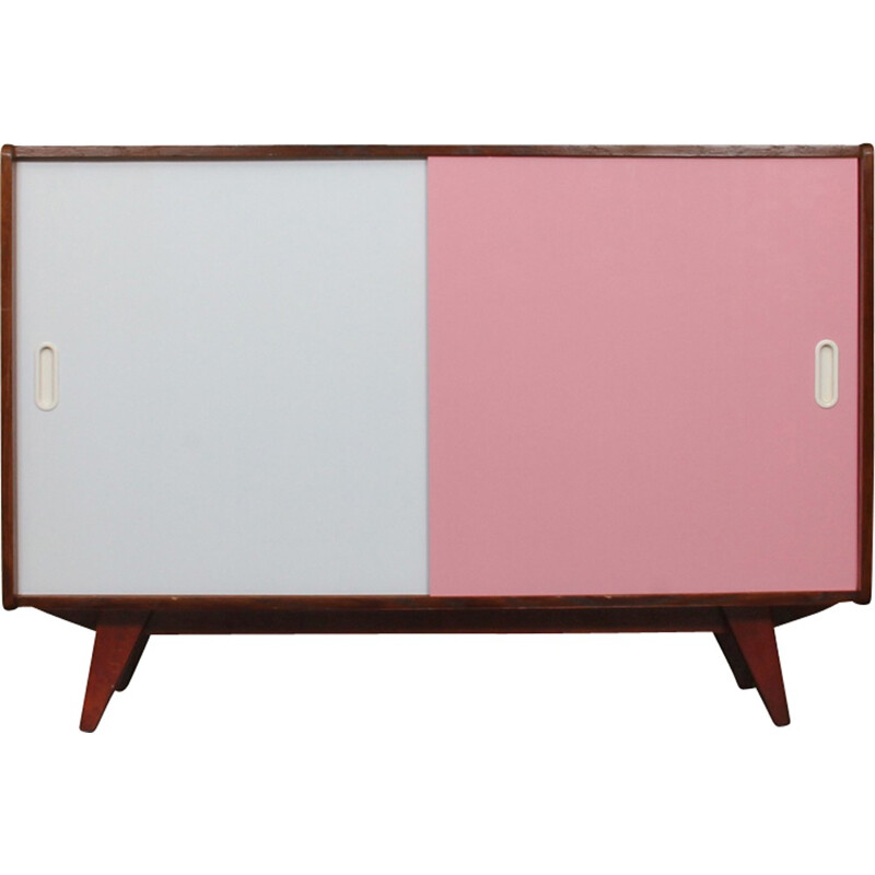 Vintage chest of drawers by Jiri Jiroutek for Interier Praha - 1960s