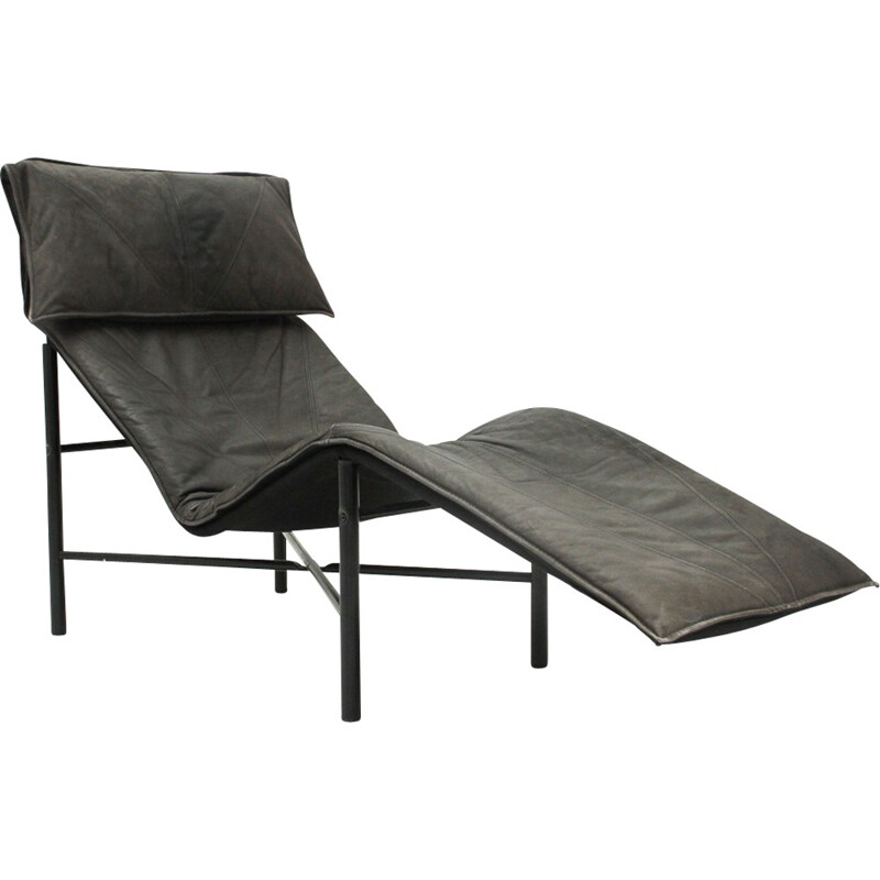 Vintage chaise longue by Tord Björklund for Ikea - 1970s