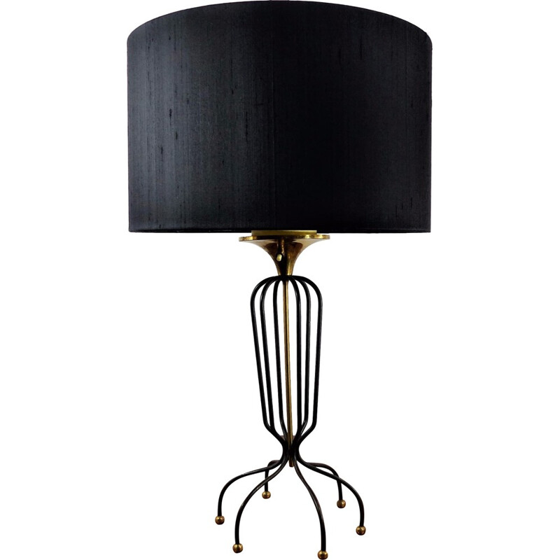 Vintage french table lamp - 1950s