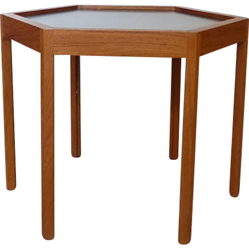 Vintage side table by Hans C.Andersen for Artex - 1960s
