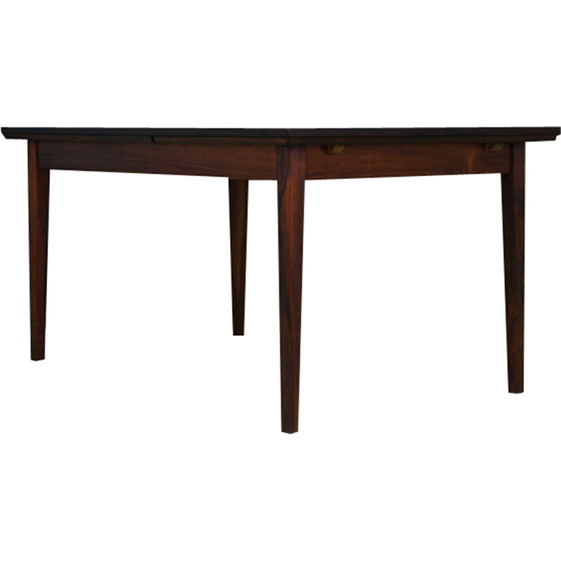Vintage classic rosewood table - 1960s