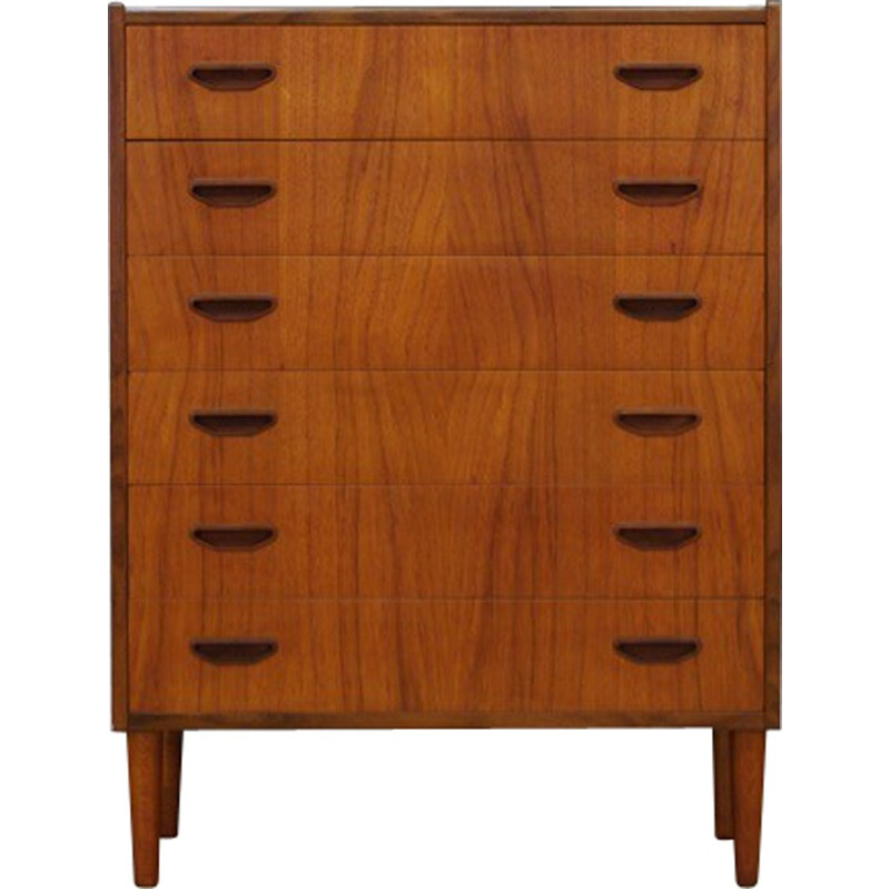 Vintage classic chest of drawers - 1960s