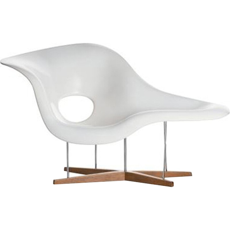 """La Chaise"" by Charles and Ray Eames for Vitra - 2014"