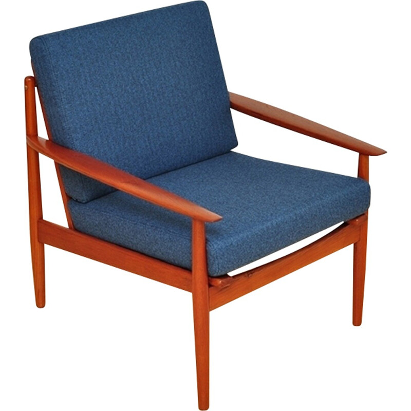 Vintage danish Armchair by Arne Vodder for Glostrup - 1960s