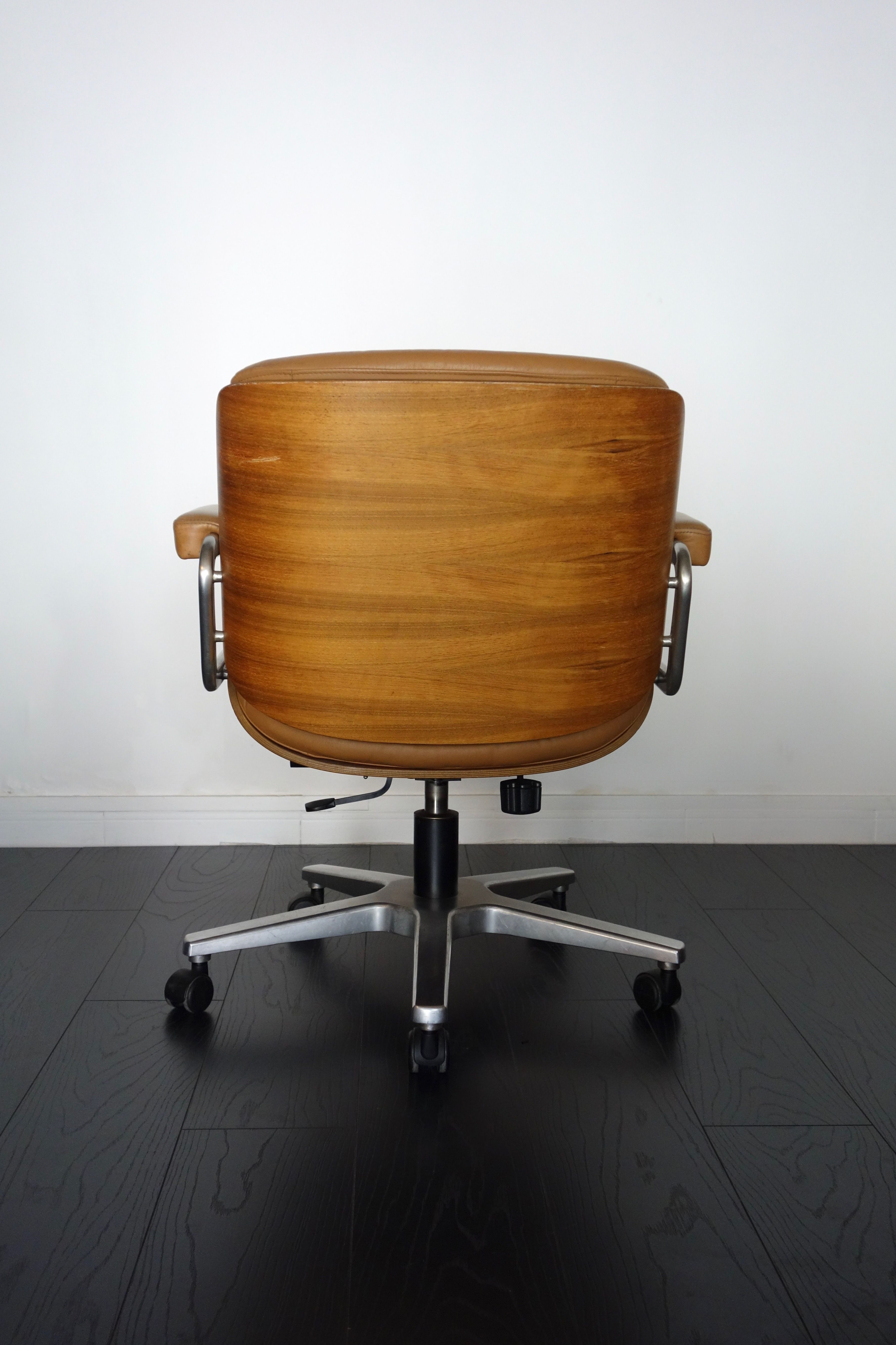 Vintage Office Chair By Martin Stoll