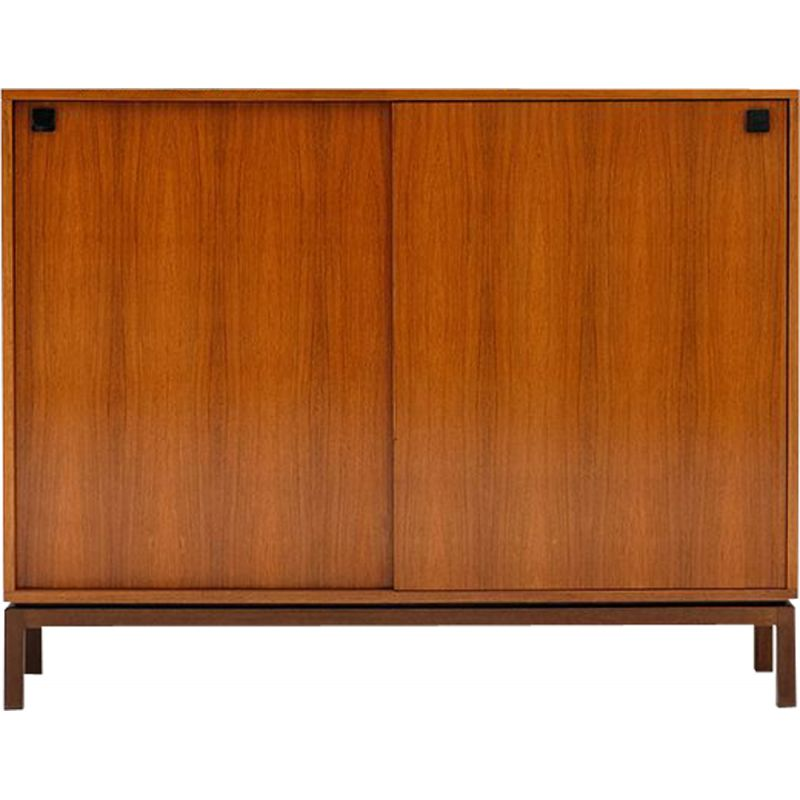 Vintage Bar Cabinet By Alfred Hendrickx For Belform   1960s