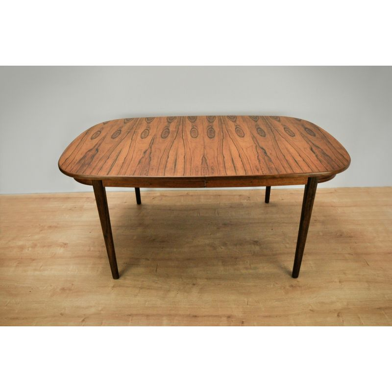Table A Manger Vintage.Vintage Danish Dining Table In Rosewood 1950s