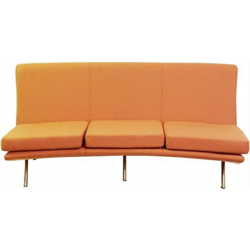 Vintage 3-seater sofa by Marco Zanuso - 1950s