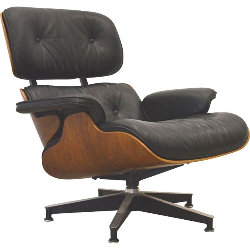 Vintage lounge chair by Charles Eames - 1960s
