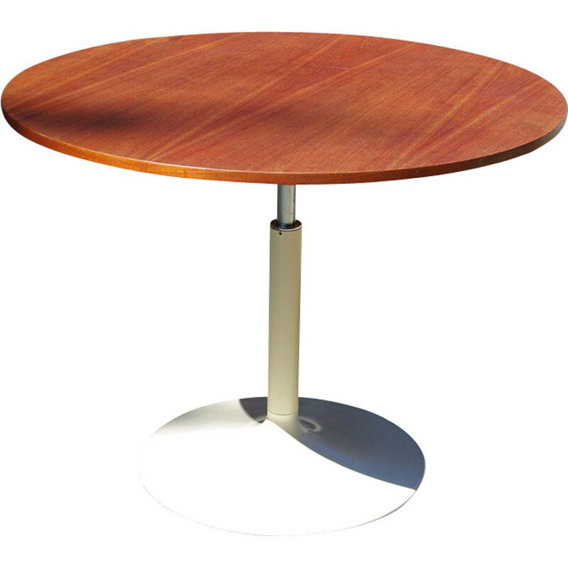 Vintage dining table in rosewood by Thomas for Renz - 1960s